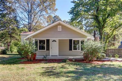 Greensboro Single Family Home For Sale: 310 Dolley Madison Road