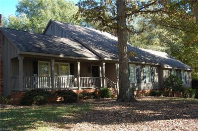 Stoneville Single Family Home For Sale: 307 Woodhaven Drive