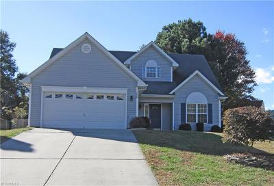 Kernersville Single Family Home Due Diligence Period: 1450 Somerset Crossing Lane