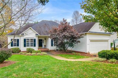 Kernersville Single Family Home Due Diligence Period: 117 Coltsgate Drive