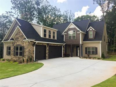 Troutman Single Family Home For Sale: 140 Hawks Landing Drive