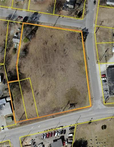 Guilford County Commercial Lots & Land For Sale: 3421 Burlington Road