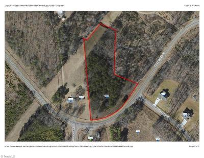 Rockingham County Residential Lots & Land For Sale: 1301 Iron Works Road
