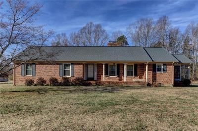 Single Family Home For Sale: 350 Birch Creek Road