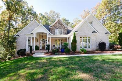 Guilford County Single Family Home For Sale: 6107 Mountain Brook Road