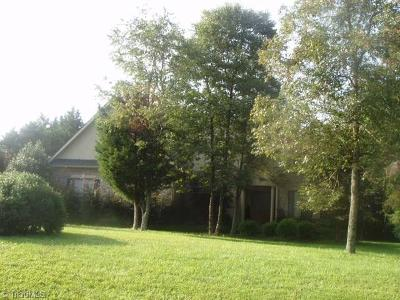 Guilford County Single Family Home For Sale: 2017 Cedar View Drive