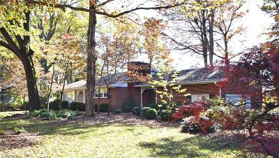 Winston Salem Single Family Home For Sale: 1932 Ardmore Road