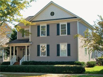 Bermuda Run Single Family Home For Sale: 244 Town Park Drive