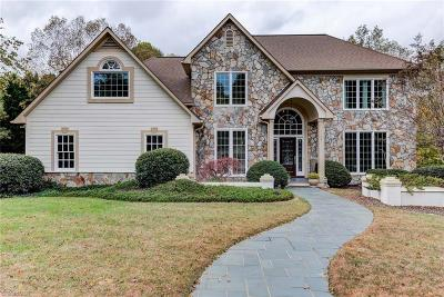 High Point Single Family Home For Sale: 1607 Heathcliff Road