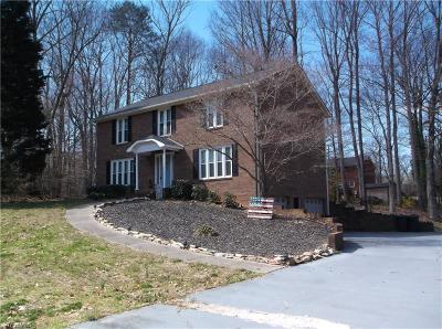 Kernersville Single Family Home For Sale: 1524 Creek Bed Road