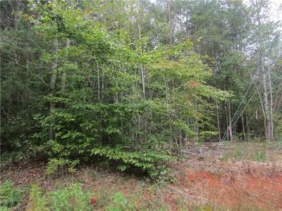 Yadkin County Residential Lots & Land For Sale: 00 Rockford Road