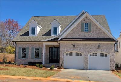 Winston Salem NC Single Family Home For Sale: $787,400