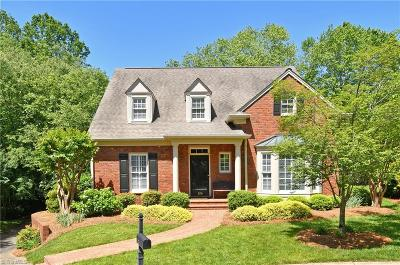 Winston Salem Single Family Home For Sale: 125 Hollin Way