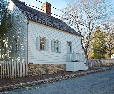 Winston Salem Single Family Home For Sale: 500 Factory Row