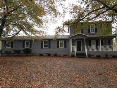 Rockingham County Single Family Home For Sale: 148 Pinecrest Road