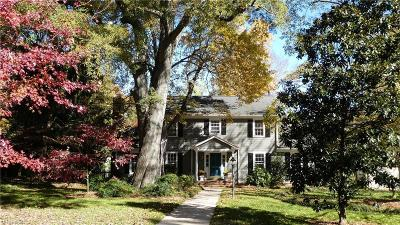 Guilford County Single Family Home For Sale: 3300 Madison Avenue