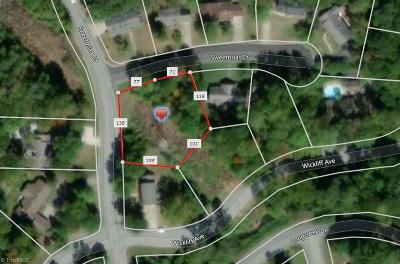High Point Residential Lots & Land For Sale: 1104 Sweetbriar Road