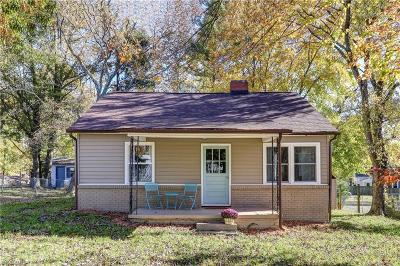 Rockingham County Single Family Home Due Diligence Period: 222 W Meadow Road