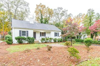 Greensboro Single Family Home For Sale: 1415 Seminole Drive