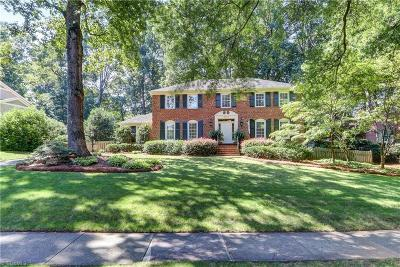 Greensboro Single Family Home Due Diligence Period: 2923 Round Hill Road