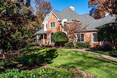 Greensboro Single Family Home For Sale: 3915 Brass Cannon Court
