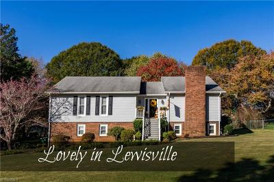 Lewisville Single Family Home For Sale: 312 Heatherford Drive