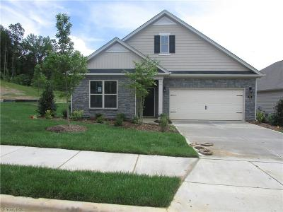Kernersville Single Family Home For Sale: 701 Spotted Owl Drive
