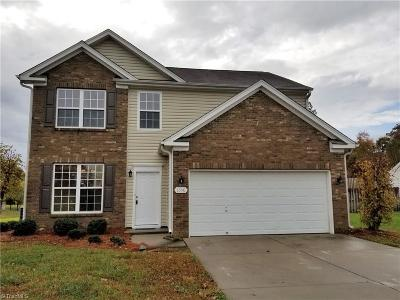 High Point Single Family Home Due Diligence Period: 3550 Running Cedar Trail