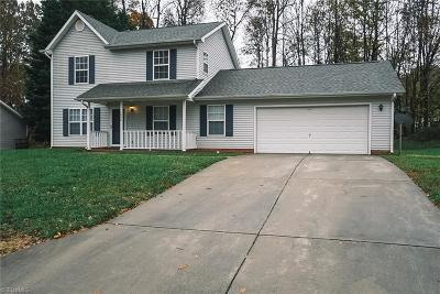 Greensboro Single Family Home For Sale: 3986 Cherry Tree Drive