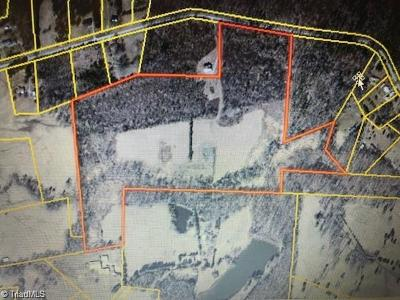 Guilford County Residential Lots & Land For Sale: 3538 Bernie Road