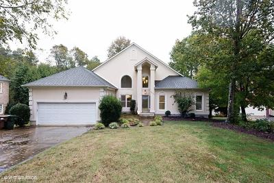 Greensboro Single Family Home For Sale: 1811 Millhouse Court