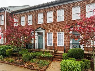 Greensboro Condo/Townhouse For Sale: 312 Martin Luther King Jr Drive