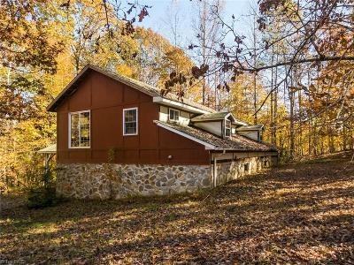 Rockingham County Single Family Home Short Sale Contingent: 599 Bobcat Road