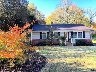 Alamance County Single Family Home Due Diligence Period: 237 Bryan Street