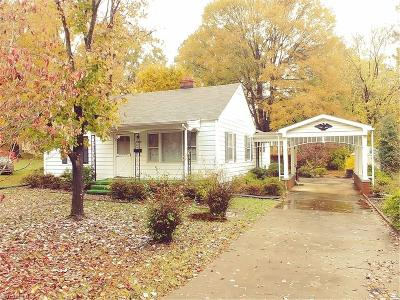 Rockingham County Single Family Home For Sale: 1005 Louise Court