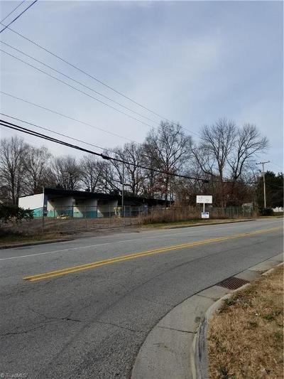 Guilford County Commercial Lots & Land For Sale: 910 Scientific Street