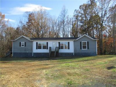 Gibsonville Single Family Home For Sale: 7434 Apple Murray Road