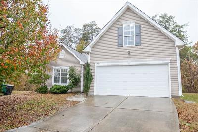 High Point Single Family Home For Sale: 799 Avalon Springs Court