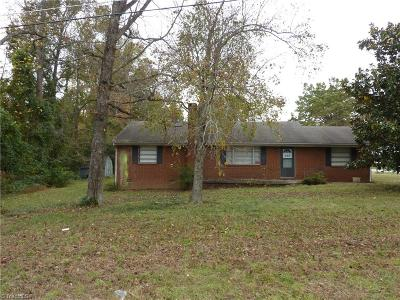 High Point Single Family Home For Sale: 400 Paul Street