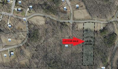 Rockingham County Residential Lots & Land For Sale: Lot 81 Crows Nest Drive