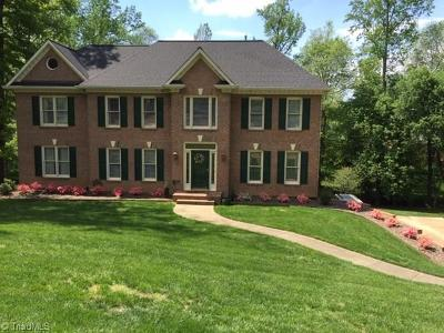 Clemmons Single Family Home For Sale: 3610 Stancliff Road