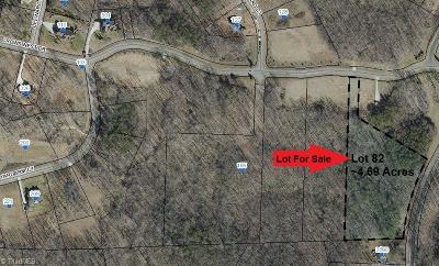 Rockingham County Residential Lots & Land For Sale: Lot 82 Crows Nest Drive