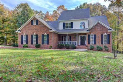 Lexington NC Single Family Home Sold: $315,000