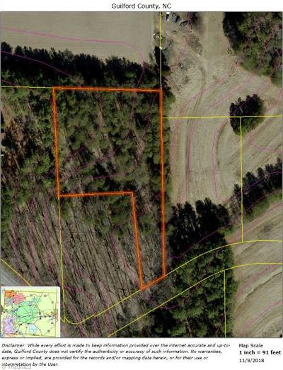 Guilford County Residential Lots & Land For Sale: 7114 Lambert Lake Road