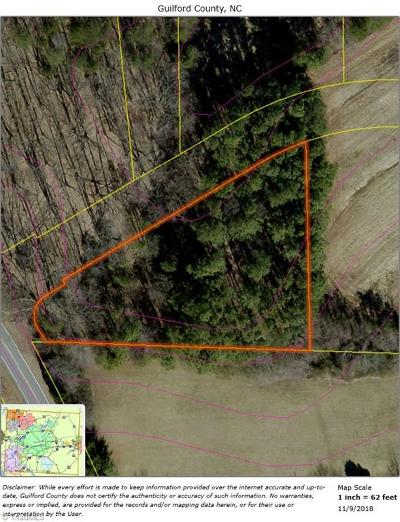 Guilford County Residential Lots & Land For Sale: 7111 Lambert Lake Road