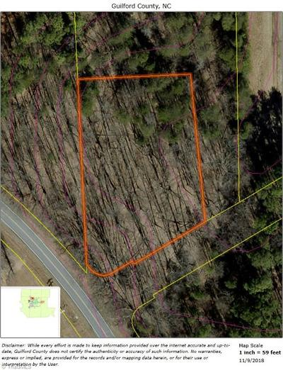 Guilford County Residential Lots & Land For Sale: 7116 Lambert Lake Road