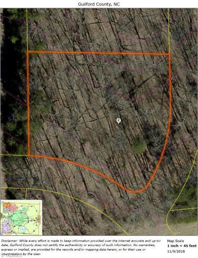 Guilford County Residential Lots & Land For Sale: 7308 Lambert Lake Court