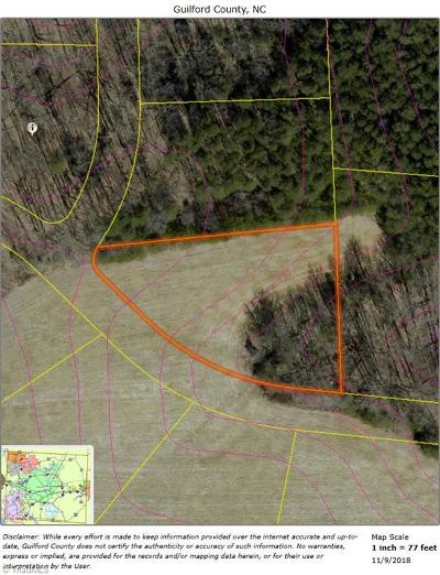 Guilford County Residential Lots & Land For Sale: 7098 Lambert Lake Road