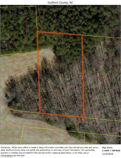 Guilford County Residential Lots & Land For Sale: 7096 Lambert Lake Road