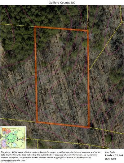 Guilford County Residential Lots & Land For Sale: 7094 Lambert Lake Road